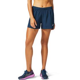 "asics Icon 4"" Shorts Women, blauw"